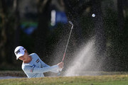 Lydia Ko of New Zealand hits hits her second shot on the 16th hole during the third round of the Diamond Resorts Tournament of Champions at Tranquilo Golf Course at Four Seasons Golf and Sports Club Orlando on January 19, 2019 in Lake Buena Vista, Florida.
