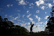 Lydia Ko of Australia his her tee shot on the fourth hole during the first round of the Diamond Resorts Tournament of Champions at Tranquilo Golf Course at Four Seasons Golf and Sports Club Orlando on January 17, 2019 in Lake Buena Vista, Florida.