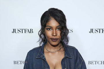 Diamond White #BETCHESxJUSTFAB Event