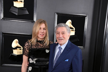 Diana Krall 61st Annual Grammy Awards - Arrivals