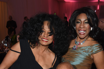 Diana Ross Quincy Jones 27th Annual Elton John AIDS Foundation Academy Awards Viewing Party Sponsored By IMDb And Neuro Drinks Celebrating EJAF And The 91st Academy Awards - Inside