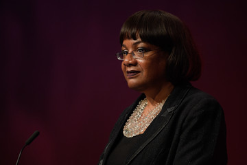 Diane Abbott Labour Party Conference 2017- Day One