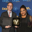 Diane Amos 72nd Annual Directors Guild Of America Awards - Press Room