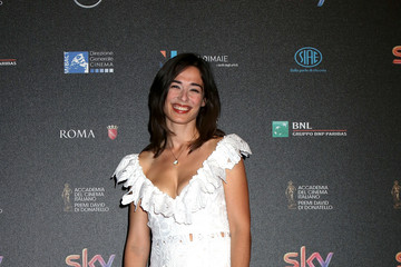 Diane Fleri 60. David Di Donatello - Arrivals