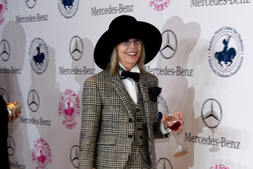 Diane Keaton 2014 Carousel of Hope Ball Presented by Mercedes-Benz - Red Carpet