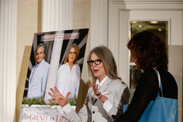 Diane Keaton 'And So It Goes' Press Conference
