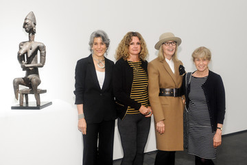 Diane Keaton Nancy Thomas LACMA's 2013 Collectors Committee - Viewing Of Proposed Acquisitions And Curatorial Presentations