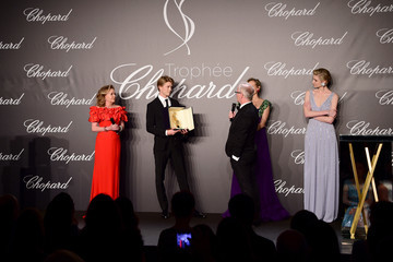 Diane Kruger Trophee Chopard Ceremony - The 71st Annual Cannes Film Festival