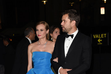 Diane Kruger LACMA 2015 Art+Film Gala Honoring James Turrell and Alejandro G Inarritu, Presented by Gucci - Red Carpet