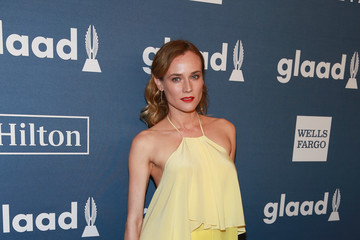 Diane Kruger 27th Annual GLAAD Media Awards - Arrivals