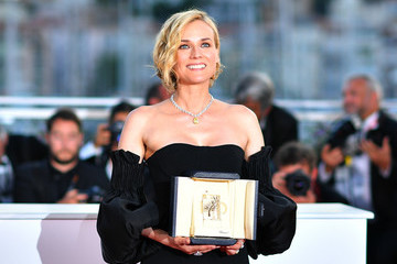 Diane Kruger Winner's Photocall - The 70th Annual Cannes Film Festival