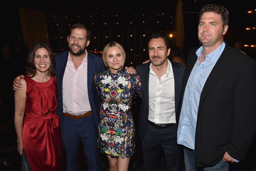 Diane Kruger Demian Bichir 'The Bridge' Afterparty in West Hollywood