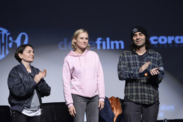 Diane Kruger Fatih Akin 29th Annual Palm Springs International Film Festival Monday Film Screenings