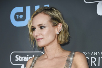 Diane Kruger The 23rd Annual Critics' Choice Awards - Press Room
