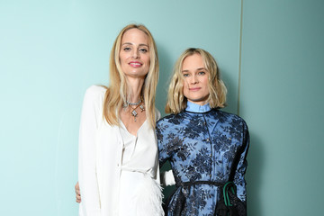 Diane Kruger Prada Resort 2020 Fashion Show
