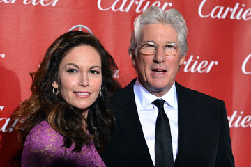 Diane Lane Richard Gere The 24th Annual Palm Springs International Film Festival Awards Gala - Arrivals