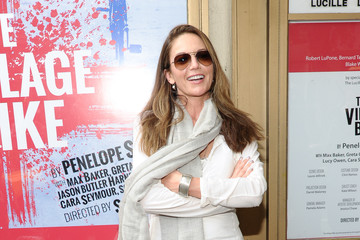 Diane Lane 'The Village Bike' Opening Night