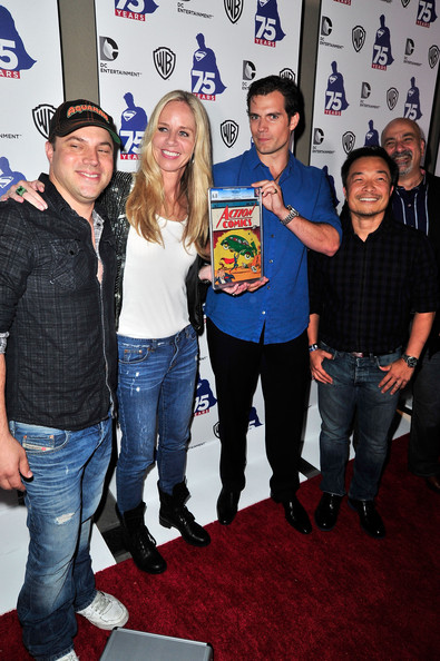 Superman 75 Party at Comic-Con