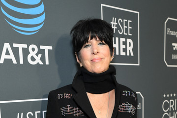 Diane Warren The 24th Annual Critics' Choice Awards - Red Carpet