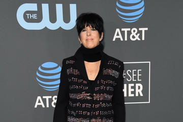 Diane Warren The 24th Annual Critics' Choice Awards - Arrivals