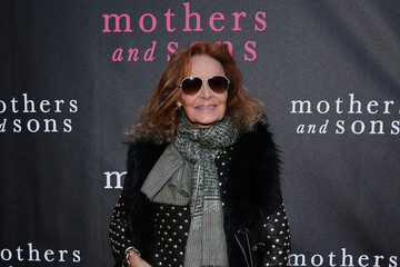 Diane von Furstenberg 'Mothers and Sons' Opening Night