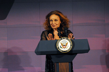 Diane von Furstenberg Voices of Solidarity Gala