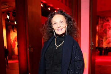 Diane von Furstenberg Christian Louboutin Presents During - Paris Fashion Week Womenswear Fall/Winter 2020/2021 - Exhibition Opening 'L'Exhibition[niste]'