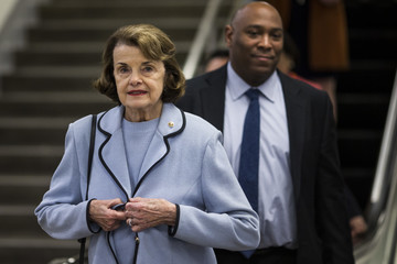 Dianne Feinstein Senate Lawmakers Vote on FISA After House Passes Renewal, While Continuing to Negotiate Dream Act