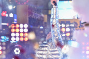 Jordan Knight of New Kids on the Block perform on stage during Dick Clark's New Year's Rockin' Eve With Ryan Seacrest 2019 on December 31, 2018 in New York City.