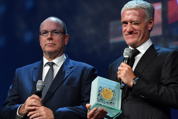 Didier Deschamps SPORTEL Monaco Sports Media And Media Convention Day 2