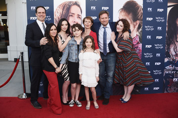 Diedrich Bader Rebecca Metz FYC Event For FX's 'Better Things'