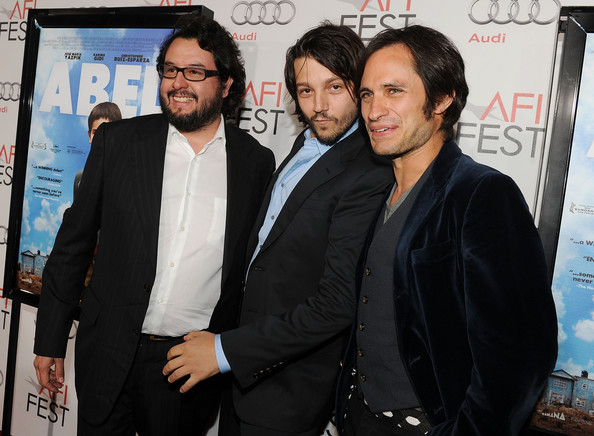 Gael Garcia Berna and Diego Luna - AFI FEST 2010 Presented By Audi -