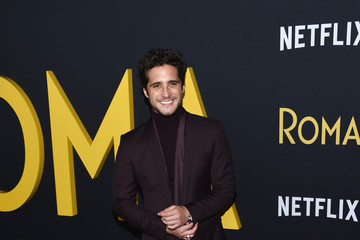 Diego Boneta Los Angeles Premiere Of Alfonso Cuaron's 'Roma' - Arrivals
