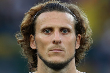Diego Forlan Colombia v Uruguay: Round of 16 - 2014 FIFA World Cup Brazil