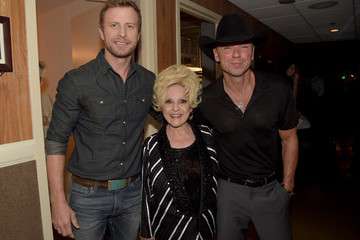 Dierks Bentley 8th Annual ACM Honors - Backstage And Audience