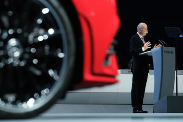 Dieter Zetsche News Pictures Of The Week - May 23