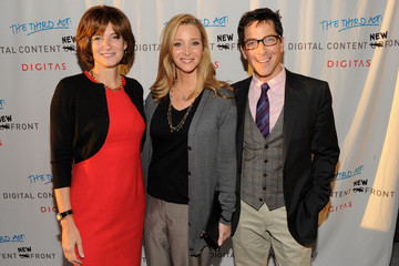 Lisa Kudrow Dan Bucatinsky Digitas & The Third Act Present Kick Off Party For The DCNF Conference