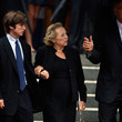 Ethyl Kennedy Dignitaries, President, Family Attend Funeral Mass For Ted Kennedy
