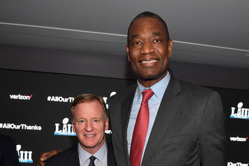 Dikembe Mutombo Verizon Hosts World Premiere Event For 'The Team That Wouldn't Be Here' Documentary