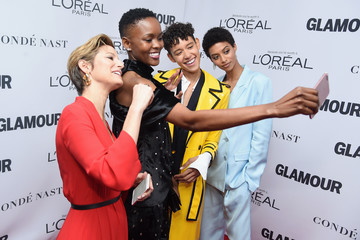 Dilone Glamour Celebrates 2017 Women of the Year Awards - Arrivals