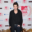 Dima Bilan MTV EMA's 2012 - Red Carpet Arrivals