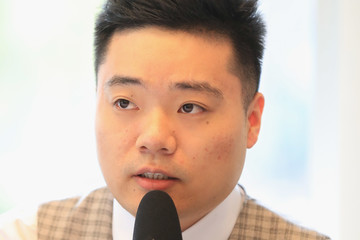 Ding Junhui World Snooker Championship - Media Day