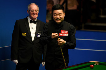 Ding Junhui World Snooker Championship - Day Four