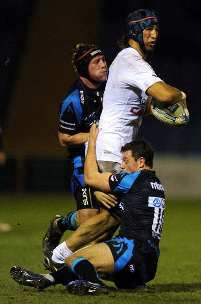Sale Sharks v Petrarca Rugby - Amlin Challenge Cup