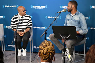 Dion Summers SiriusXM Town Hall With Jermaine Dupri