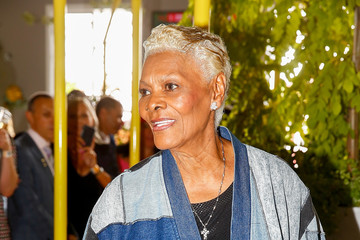 Dionne Warwick Celebrities Attend Melbourne Cup Day