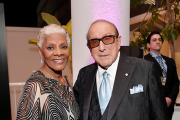 Dionne Warwick Pre-GRAMMY Gala And GRAMMY Salute To Industry Icons Honoring Clarence Avant – Inside