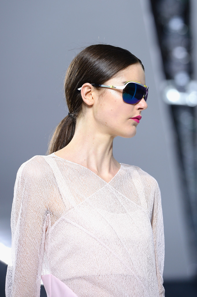 How to Wear Your Hair and Makeup on a Cruise, Dior-Style