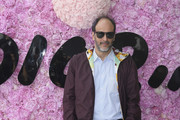 Luca Guadagnino attends the Dior Homme Menswear Spring/Summer 2019 show as part of Paris Fashion Week on June 23, 2018 in Paris, France.