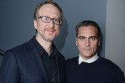 Joaquin Phoenix and James Gray Photos Photo